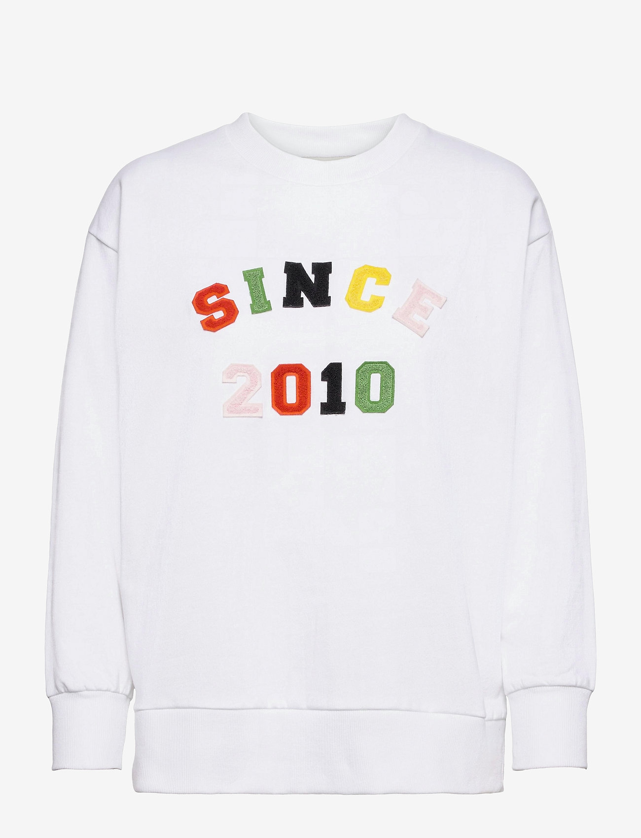 By Malina - Since 2010 sweatshirt - sweatshirts & hoodies - white - 1