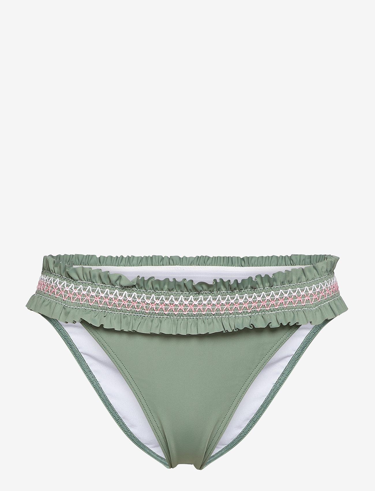 By Malina - Amelle bikini bottom - bikinitrosor - dark sage - 1