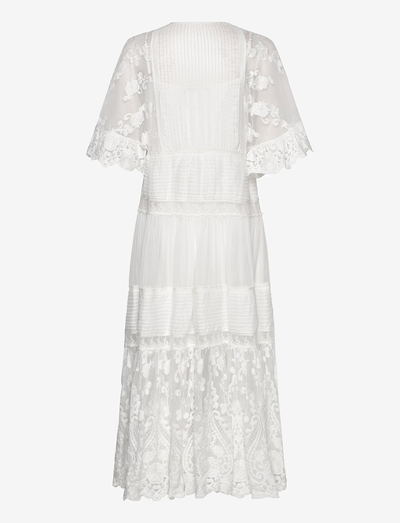 By Malina - Olympia kaftan dress - trouwjurken - white - 1