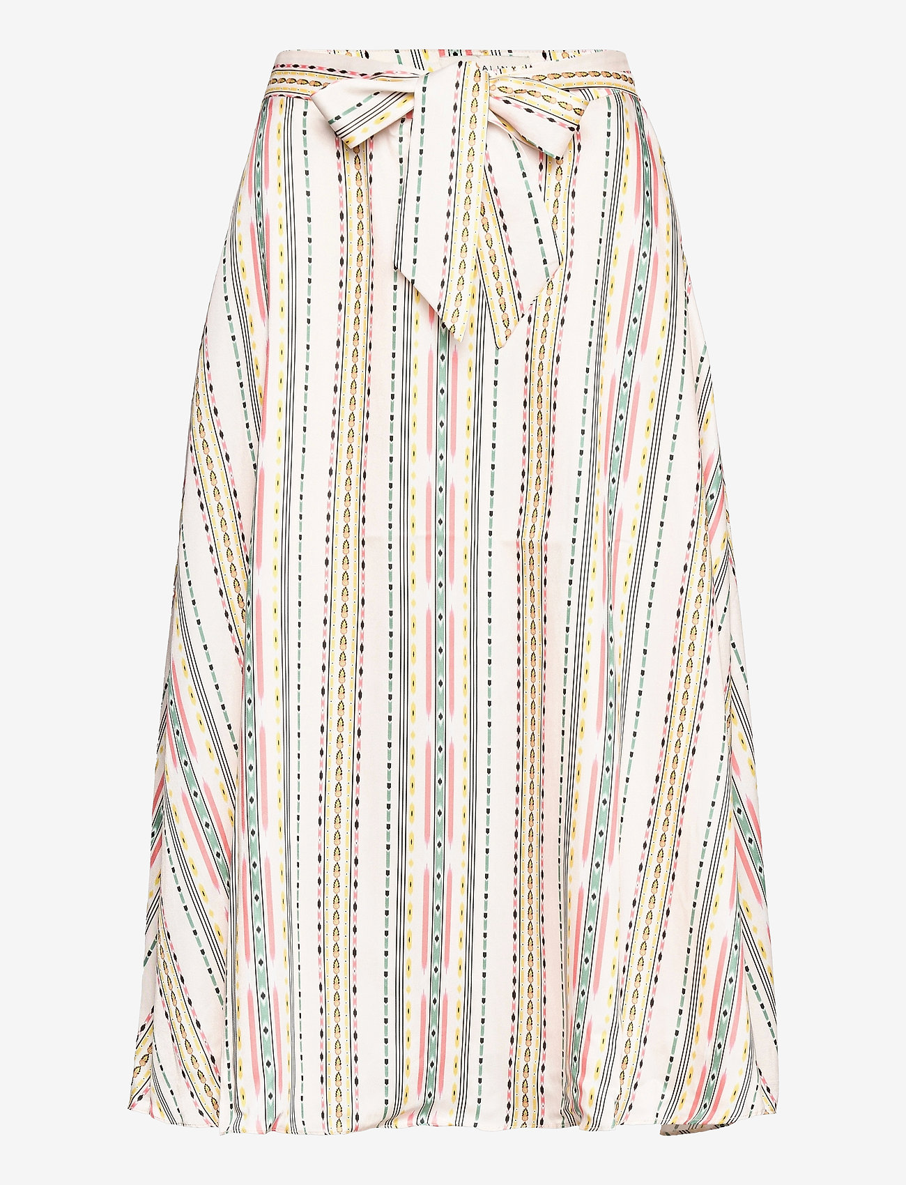 By Malina - Carmen skirt - midi kjolar - inca soft beige - 1