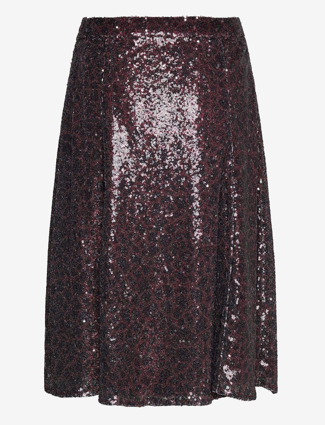 By Malina - Maggie skirt - midi kjolar - savannah - 1