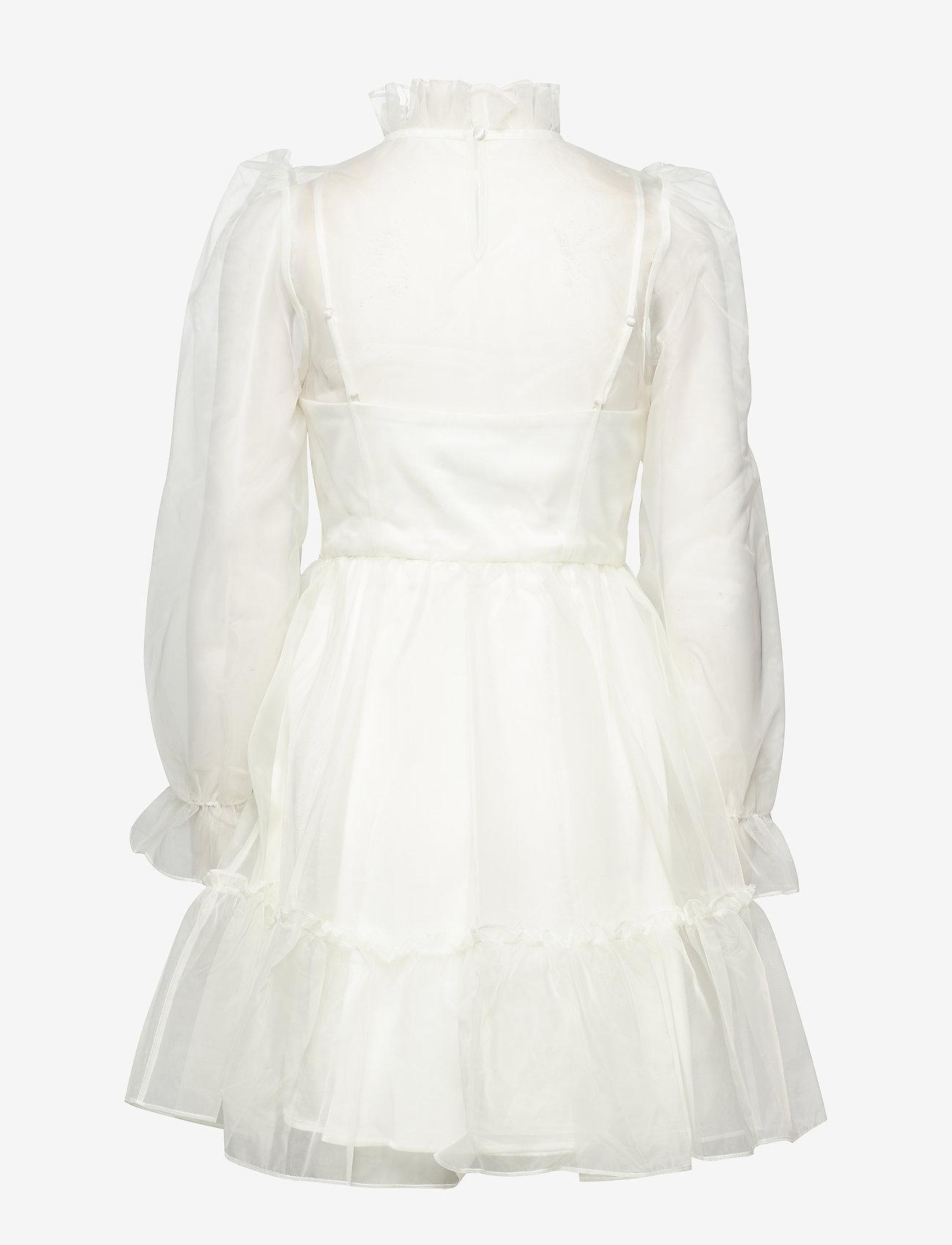 By Malina - Cristine dress - trouwjurken - ivory - 1