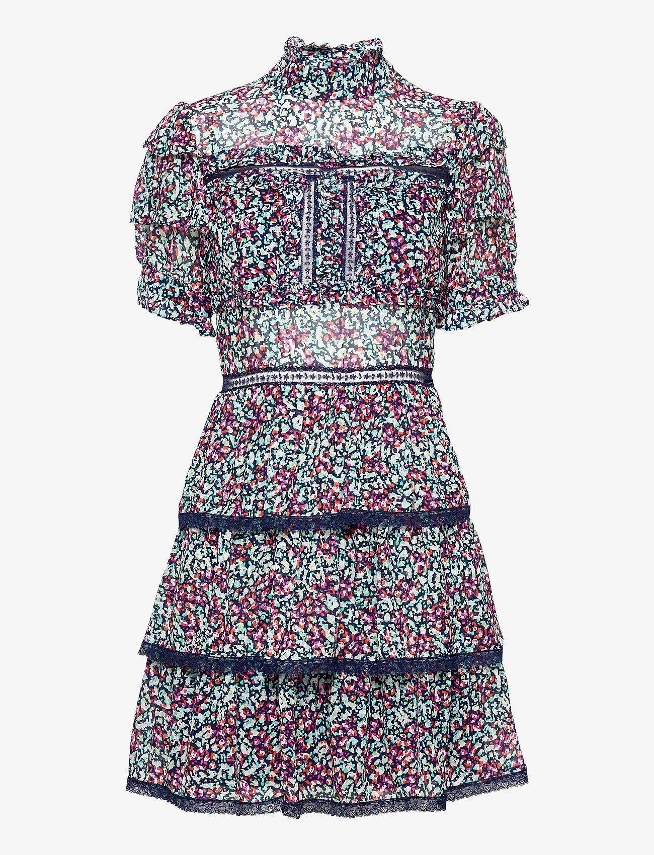 By Malina - Harlow dress - cocktailklänningar - wild blossom - 1