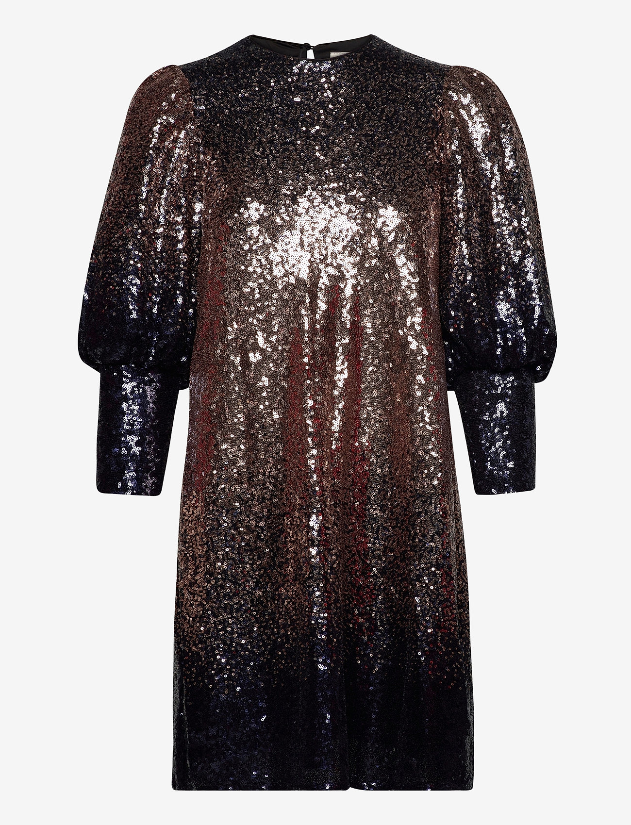 By Malina - Rubina dress - festklänningar - shaded blue - 1