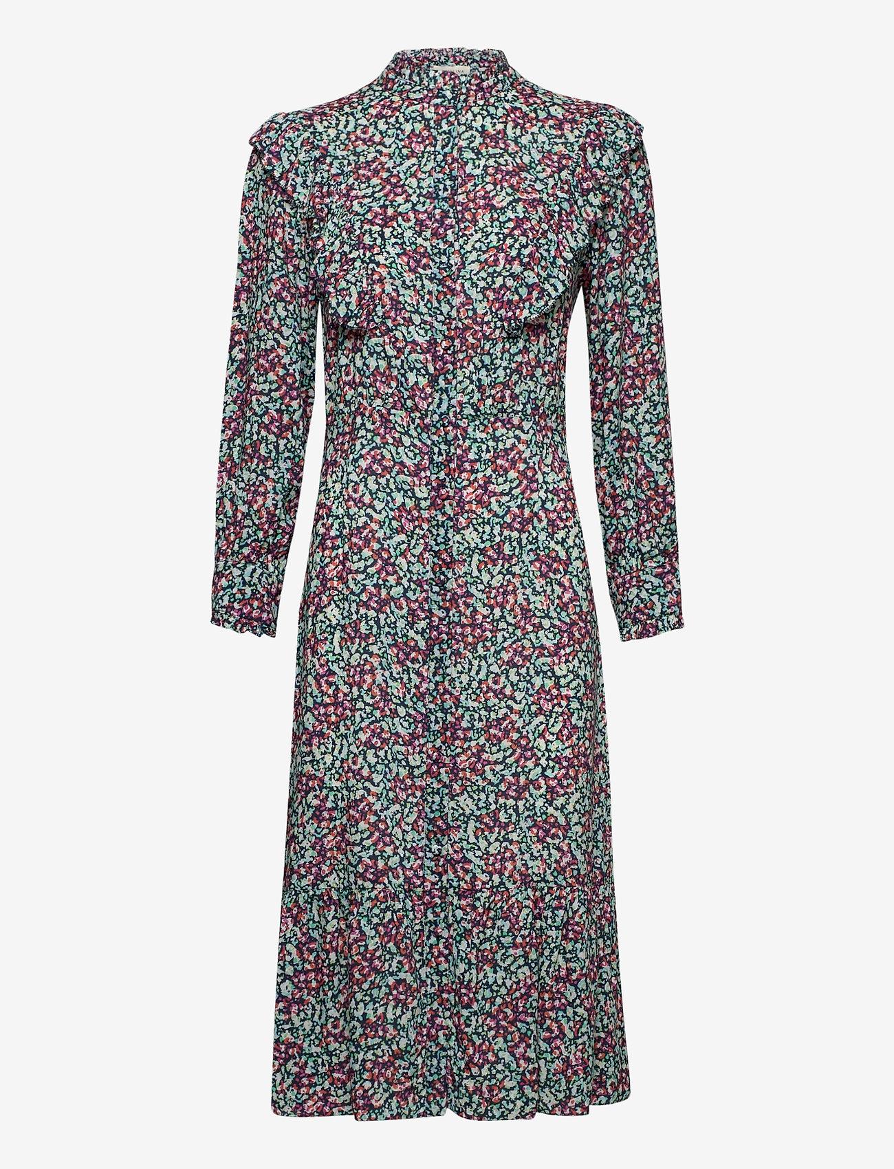 By Malina - Leah dress - vardagsklänningar - wild blossom - 1