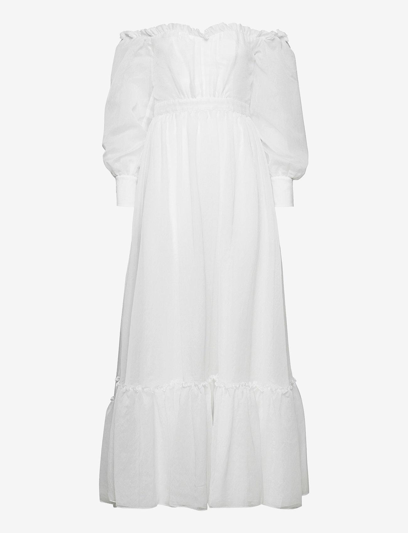 By Malina - Alexia gown - brudklänningar - ivory - 1