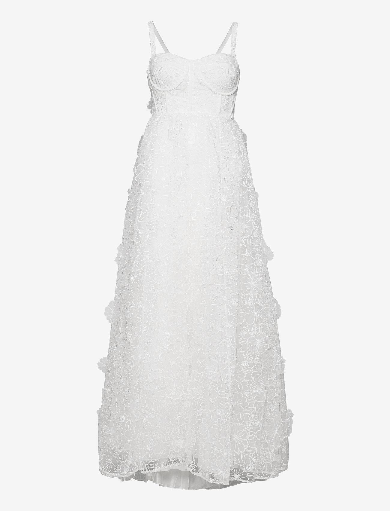 By Malina - Aline gown - brudklänningar - ivory - 1