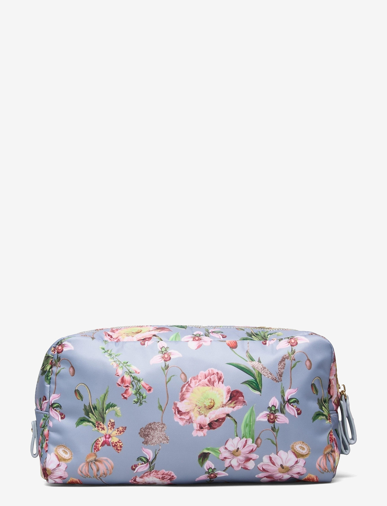 By Malina - Travel cosmetics large - necessärer - french rose sky blue - 1