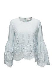 Alonza blouse - COSTA BLUE