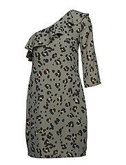 Amity dress - WILD LEO