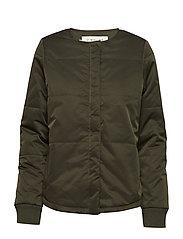 Dodie jacket - KHAKI