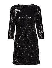 Amara dress - BLACK
