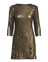Amara dress - BRONZE