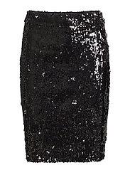 Rumer skirt - BLACK