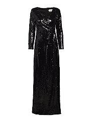 Zola dress - BLACK