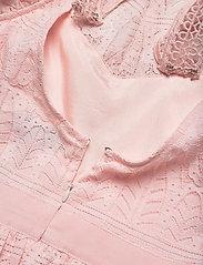 By Malina - Grace dress - korta klänningar - pink - 2
