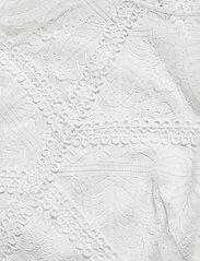 By Malina - Grace dress - korta klänningar - white - 4