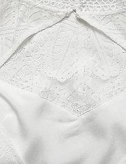 By Malina - Grace dress - korta klänningar - white - 5