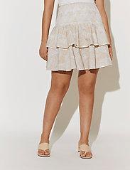 By Malina - Tilda skirt - korta kjolar - pastel paisley - 0