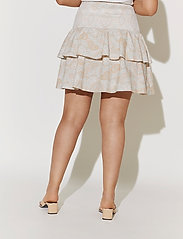 By Malina - Tilda skirt - korta kjolar - pastel paisley - 3