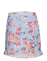 Deena skirt - FLIRTY FLOWER