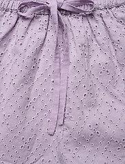 By Malina - Jessie shorts - shorts casual - violet - 2