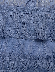 By Malina - Rachel blouse - kortärmade blusar - indigo blue - 5