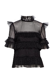 Rachel blouse - METALLIC