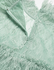 By Malina - Rachel blouse - kortärmade blusar - serene blue - 5