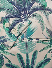By Malina - Day jacket - rea - beneath the palms - 4