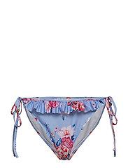 Gigi bikini bottom - FLIRTY FLOWER