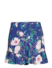 Molly shorts - AZURE ROSE