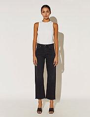 By Malina - Alexa jeans - straight jeans - black - 0