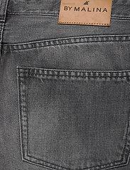 By Malina - Alexa jeans - straight regular - washed grey - 7