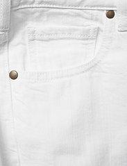 By Malina - Alexa jeans - straight regular - white - 2