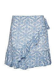 Lou skirt - OCEAN BREEZE