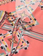 By Malina - Kyla dress - festklänningar - inca coral - 4