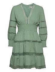 Inez dress - SAGE