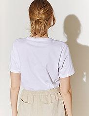 By Malina - Darling tee - t-shirts - white - 5