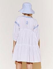 By Malina - Mimi dress - vardagsklänningar - sky blue - 3