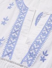 By Malina - Mimi dress - vardagsklänningar - sky blue - 7