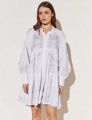 By Malina - Alexia dress - sommarklänningar - white - 0