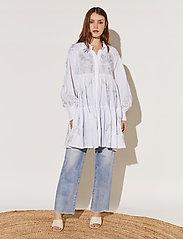 By Malina - Alexia dress - sommarklänningar - white - 3