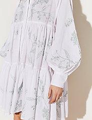 By Malina - Alexia dress - sommarklänningar - white - 4