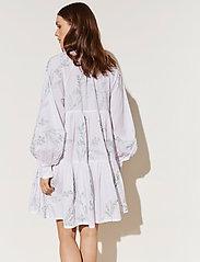 By Malina - Alexia dress - sommarklänningar - white - 5