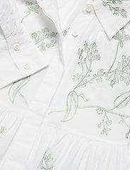 By Malina - Alexia dress - sommarklänningar - white - 6