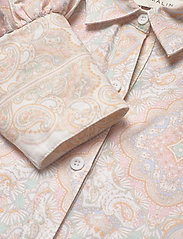 By Malina - Eliza shirt - långärmade skjortor - pastel paisley - 6