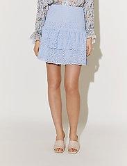 By Malina - Kacey skirt - korta kjolar - sky blue - 0