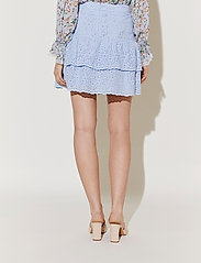 By Malina - Kacey skirt - korta kjolar - sky blue - 3