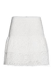 Kacey skirt - WHITE